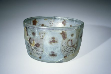 Cup with Birds