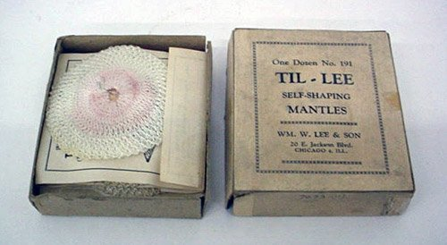 Box of 11 Gas Mantles