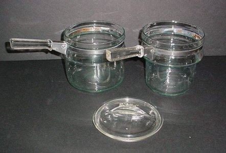 Pyrex Flameware Double Boiler