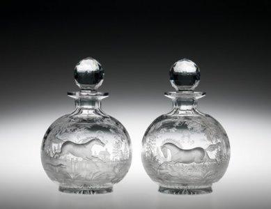 2 Cologne Bottles