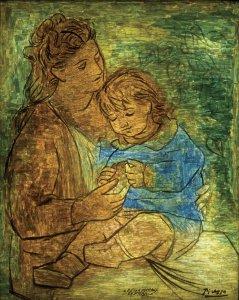 Mere et Enfant (Mother and Child)