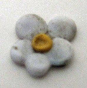 Richy-Glory National Style Flower Enamel Glaze Bangle