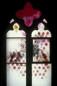 Two stations of the cross, church of st. josef, Münster, Germany (model) [slide].