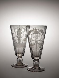 2 Coin Goblets