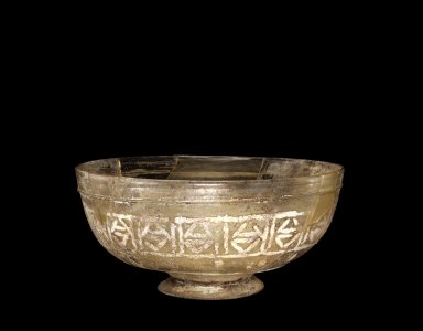 Bowl with Geometric Ornament