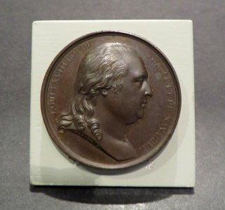 Medal of Emperor Louis XVIII