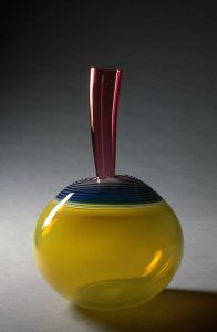 Primary apple vase [slide].