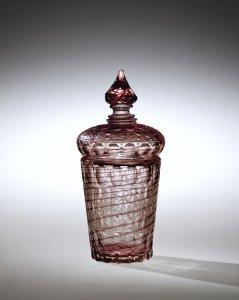 Covered beaker
