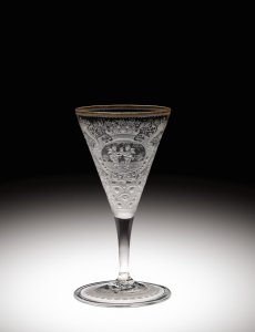 Engagement or Marriage Goblet
