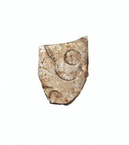 Fragment with Vegetal Motif