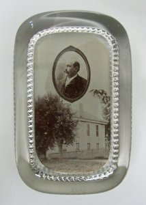 Photographic Paperweight