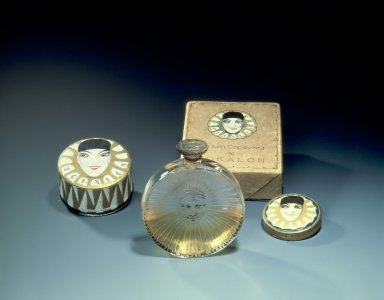 Petalia perfume created for Tokalon [transparency]