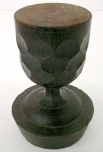 Model of an Egg Cup