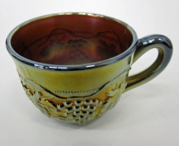 Carnival Glass Punch Cup