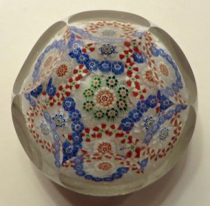 Paperweight with Garland