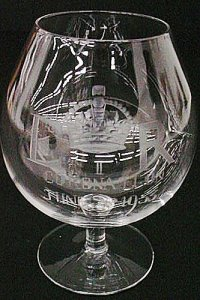 Engraved Brandy