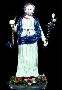 Figurine of Saint Faicre