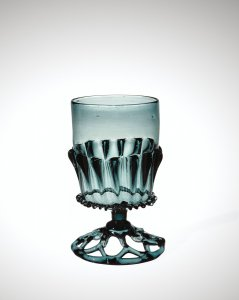 Forest Glass Goblet