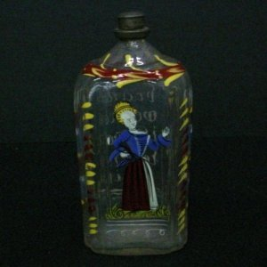 Brandy bottle