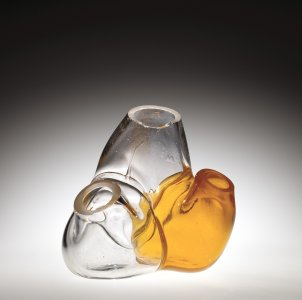 """Trivoid"" Vase Prototype"