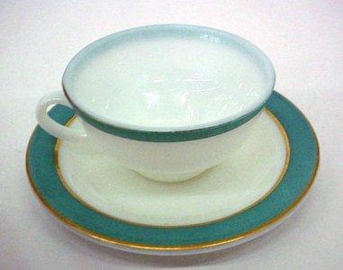 Pyrex Cup and Saucer