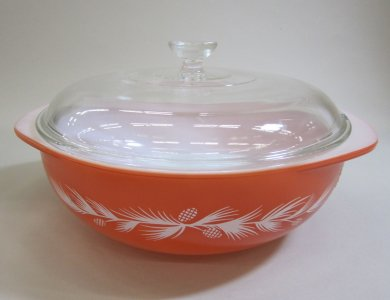 2 Quart Pyrex Casserole with Lid