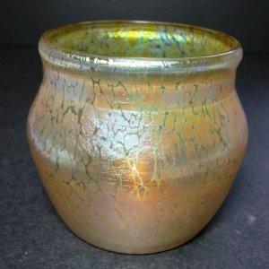 Iridized Vase