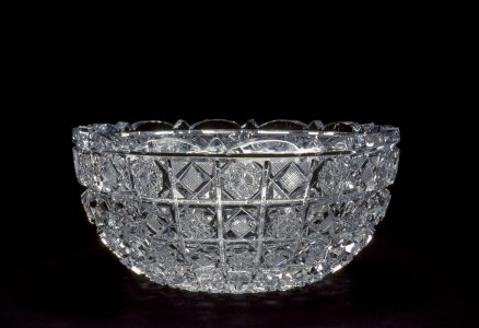 Bowl in Pattern #1958