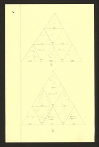 "[Blueprints for construction of base of ""Pyradon"" sculpture] [technical drawing]."