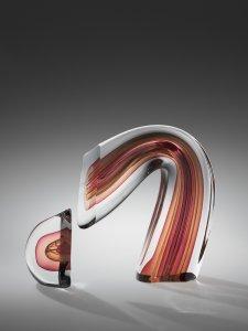 Red/Amber Sliced Descending Form