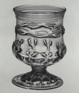 Footed Cup or Water Glass