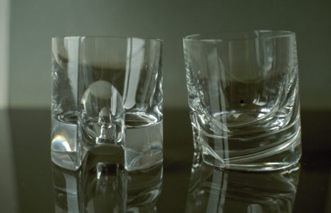 Inclination (whiskey glass) [slide].