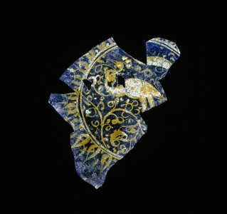 Fragment of Disk with Bird