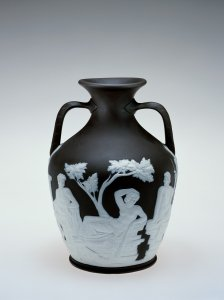 Wedgwood Copy of the Portland Vase