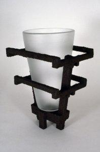 Dirtone vase [slide].