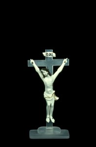 Figurine of Christ on the Cross