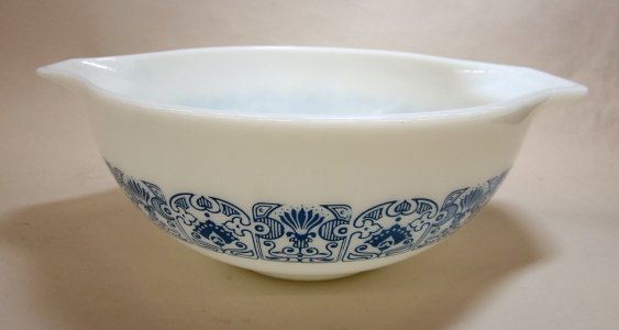 2-1/2 Quart Pyrex Mixing Bowl