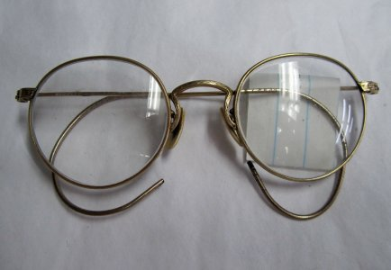 6163c4ebab2 Pair of eyeglasses