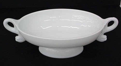 Oval Compote Bowl