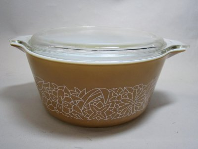 1.5 Liter Pyrex Dish with Lid