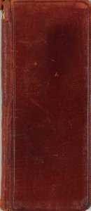[Red pocket sized notebook: Frederick Carder, 1903-4].