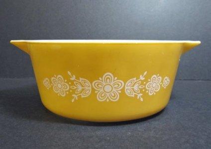 2-1/2 Quart Pyrex Casserole Dish