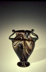 Chalcedony Vase