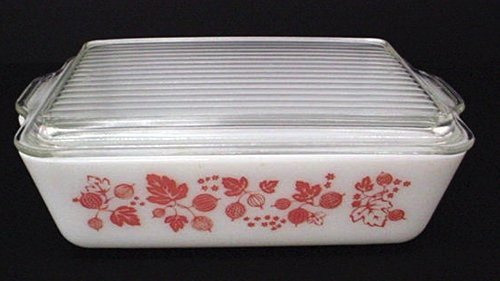 1-1/2 Quart Pyrex Refrigerator Dish with Cover