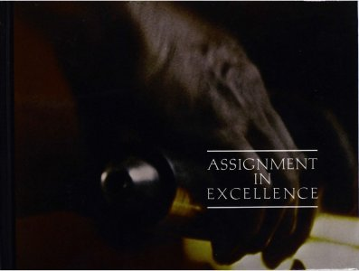 Assignment in excellence: Steuben glass.