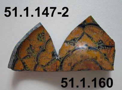 Enameled Fragment