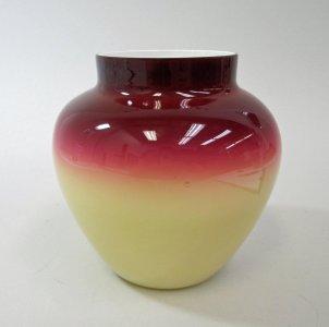 Vase, Peachblow