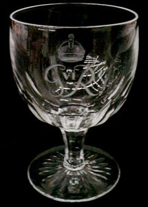 Goblet with Cipher of George VI