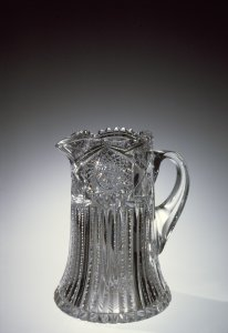 "Pitcher in ""Hindoo"" Pattern"