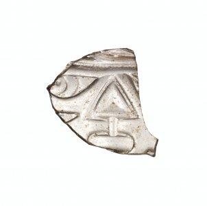 Fragment of Bottle with Half-Palmette